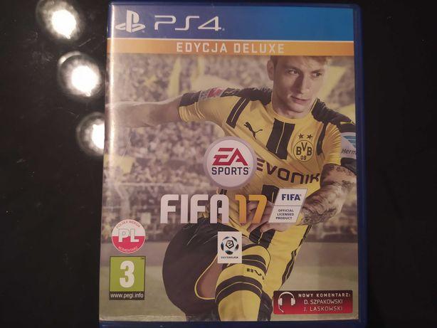 FIFA 17 na PS4 super stan