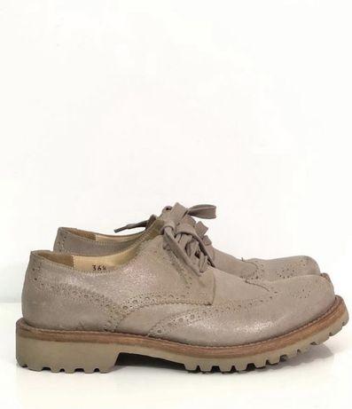 Туфли оксфорды Brunello Cucinelli. Люкс бренд. Онигинал.