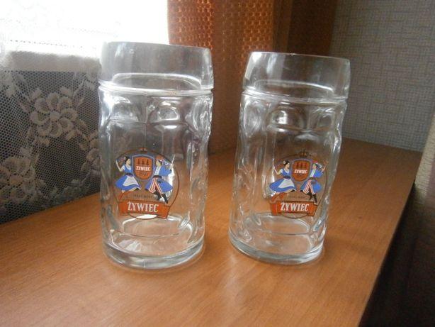 2 kufle do piwa za 15 zł. + gratis trzeci