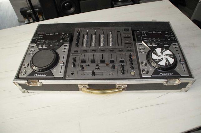 Case DJM 500/600/700 Behringer 700/750/4000 Reloop RMX40 CDJ 350/400