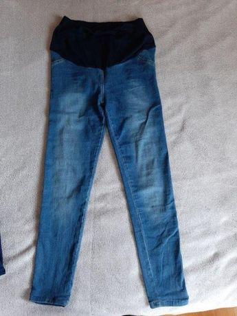 Dżinsy ciążowe spodnie dżinsowe rozmiar M