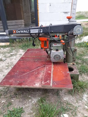 Piła radialna DeWalt 1251 z Holandii 230v