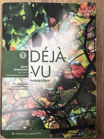 Podręcznik język francuski DEJA-VU