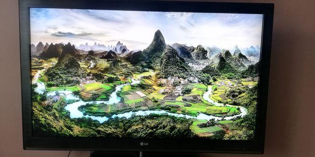 Telewizor LG LCD 42 ' Full HD stan idealny dvb-t 100% sprawny GRATISY