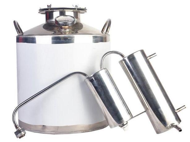 Дистиллятор с от производителя с пищевой нержавейки AISI 304
