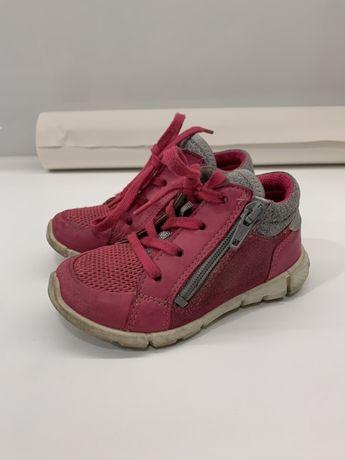 Buty buciki skórzane Ecco r. 23 stan bardzo dobry adidasy