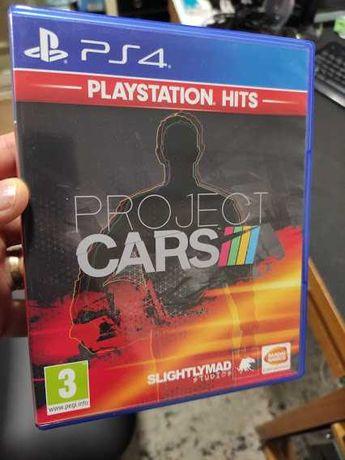 Project cars1  ps4 playstation 4 como novo