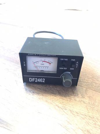 SWR meter , miernik swr do ustawiania anten CR radio