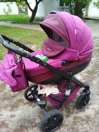 Детская коляска Riko Brano Natural 2 в 1