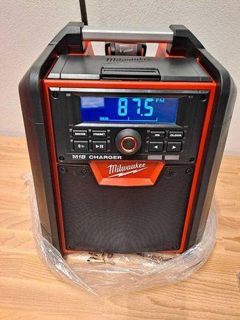 MILWAUKEE Radio Akumulatorowo-Sieciowe M18RC-0