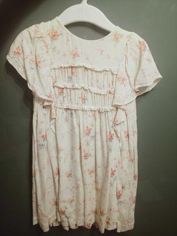 Sukienka Zara zwiewna