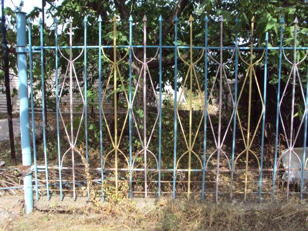 продам забор из арматуры