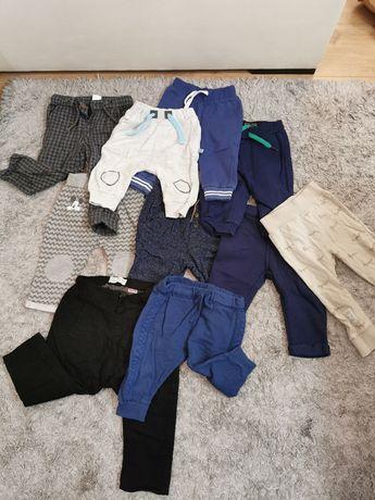 Spodnie chłopięce 68 - 86