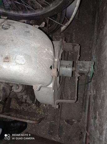 Двигатель, мотор ЗИД