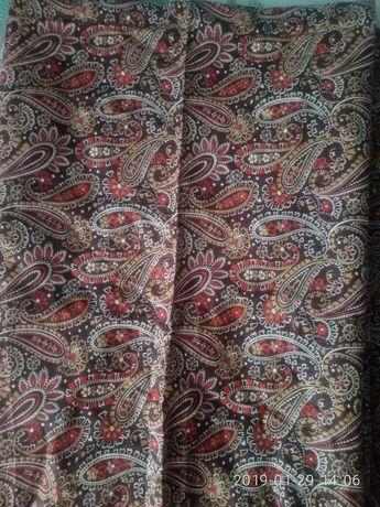 Ткань ситец советский