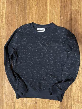 Sweter bluza Zara Man 38/S granat idealny