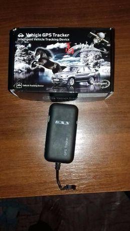 GPS трекер GT02A. GT003 Онлайн контроль месторасположения автомобил