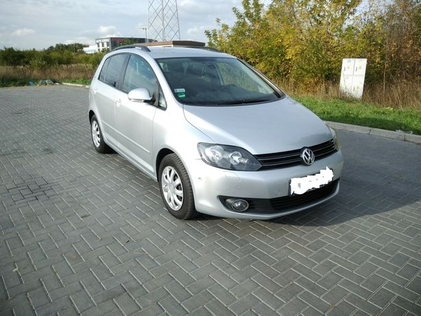 Volkswagen Golf Plus Lift 1.6 TDI 2010 Klimatronic Park Assist PDC Tem