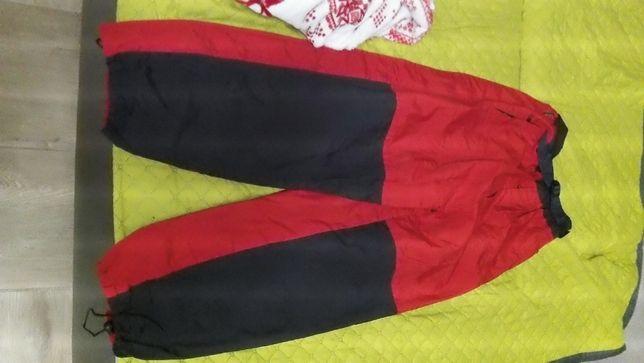Spodnie-Gore-tex roz-S