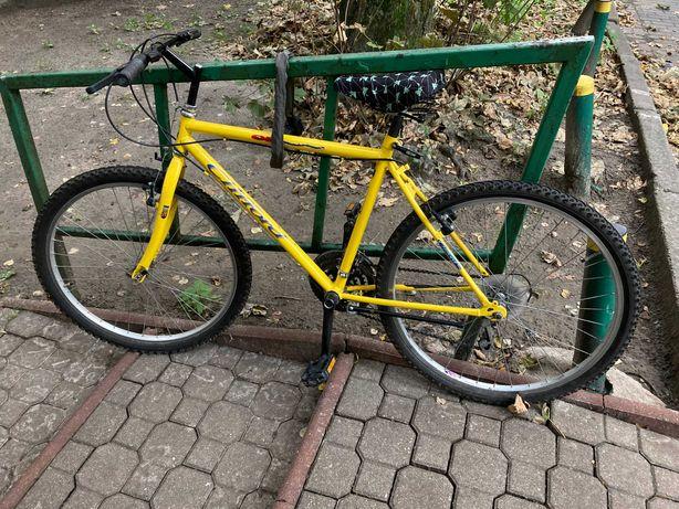 rower do lasu i na miasto