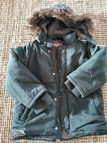 Zimowa kurtka rozm 104