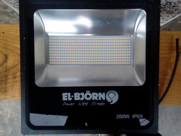 Lampa Led 200w bardzo mocna