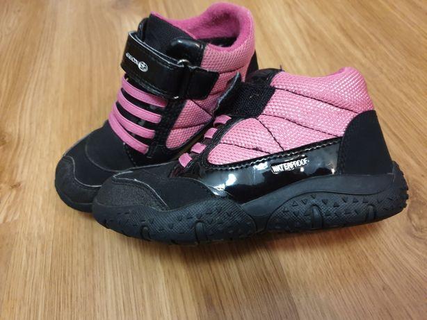 Buty zimowo jesienne dla dziewczynki