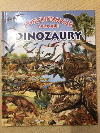 Dinozaury- poszukiwacze na tropie