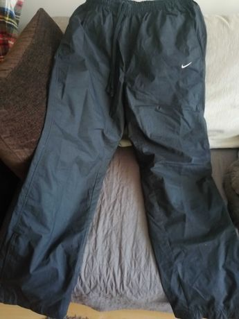 Ocieplane spodnie Nike XL