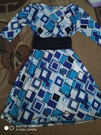 Платье + пляжная сумка