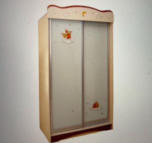 Шкаф-купе детский