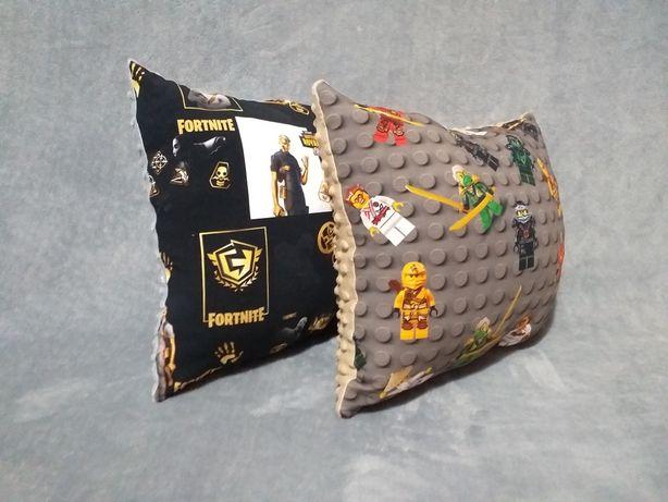 Poduszki dla dzieci Psi Patrol, Minecraft, Fortnite, LOL, Peppa NOWE