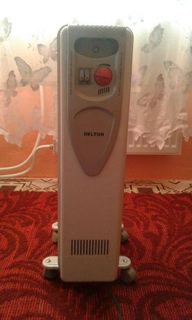 Масляный радиатор delton