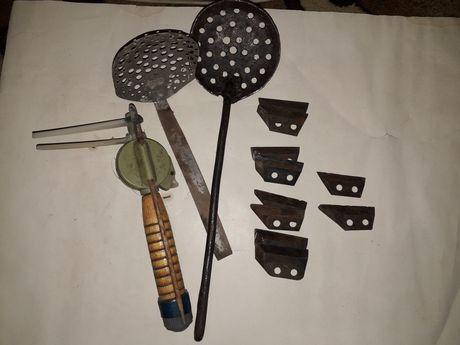 Удочки Ножи на ледобур бу