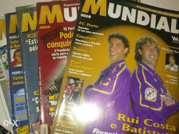 "Revistas ""mundial"""