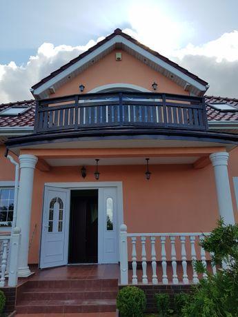 Balustrady, balustrada balkonowa, tarasowa