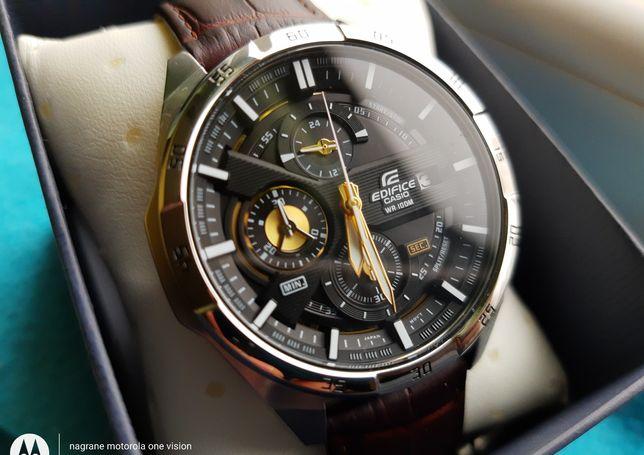 Zegarek Casio Edifice EFR-556D - 1avuef /6 lat gwarancji