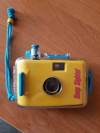 Фотоаппарат плёночный в кейсе