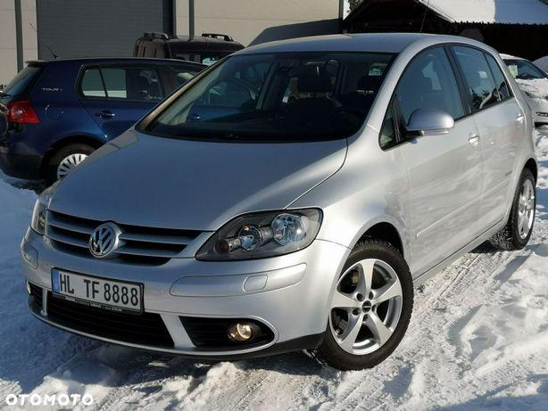 Volkswagen Golf Plus 1.6B 102KM, Bogata Wersja, Alu 16, Przebieg 176tys, 2008r Produkcja