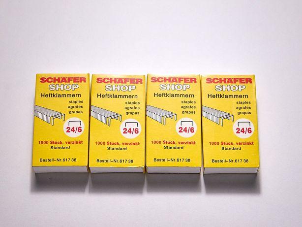 4 caixas agrafos tamanho 26-6 (total de 4000 agrafes)