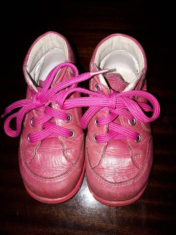 кожан Ботинки демисезон для девочки обувь шкір взуття мешти для дівчи