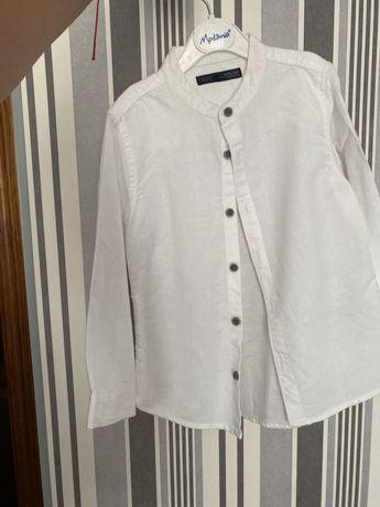 Рубашка Next, состояние новой, 3-4 года