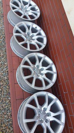 Audi A5 Alufelgi 18ki ORGINAŁ Felgi