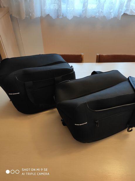 Sprzedam oryginalne torby do BMW R1200RT