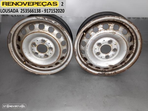 Jantes De Ferro Mercedes-Benz Vito Caixa (638)