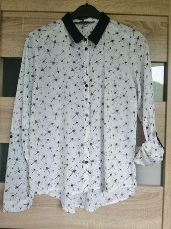 Koszula w ważki Reserved rozmiar 38