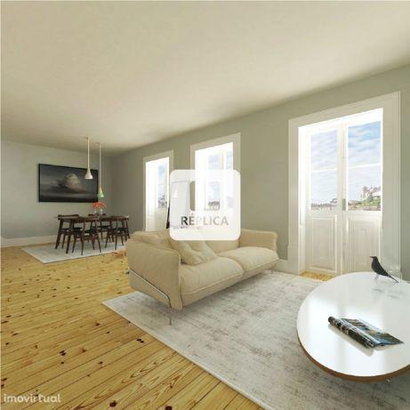 Apartamento T1+1 Novo em Massarelos