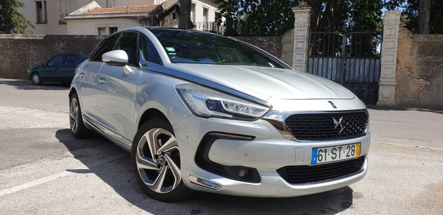 DS DS5 2.0 Blue HDI 180cv
