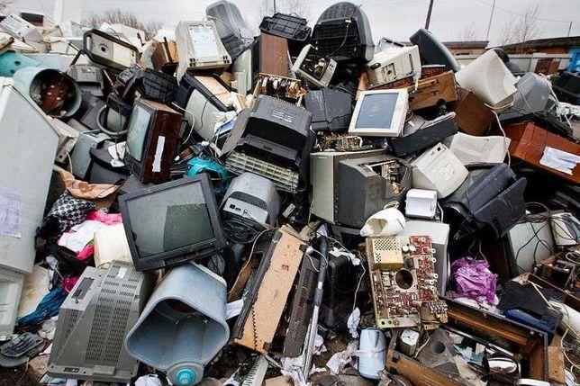 Утилизация старых мобильных телефонов - планшетов - ноутбуков.