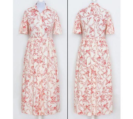 Женское платье сарафан в пол Zara Mango H&M